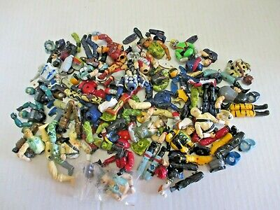 $ CDN45.36 • Buy Lot Of Assorted Mostly Vintage 3.75  GI Joe Body Parts Hasbro Customs Figures