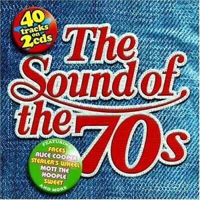 The Sound Of The 70s, Various Artists, Audio CD, Good, FREE & FAST Delivery • 4.19£