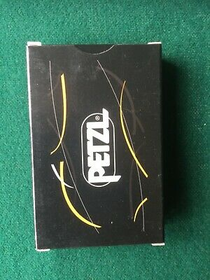 Unopened Pack Of Petzl Climbing Gear Equipment Playing Cards • 1.99£