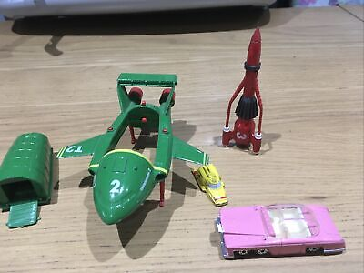 Thunderbirds Matchbox 1992 Vehicles  • 4.99£