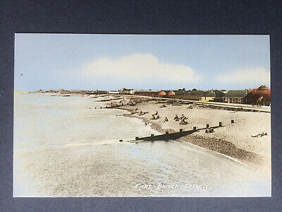 Frith Postcard - East Beach, Selsey • 1.75£