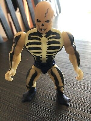 $122.50 • Buy  Scare Glow Figure Masters Of The Universe He-Man Skeletor Vintage
