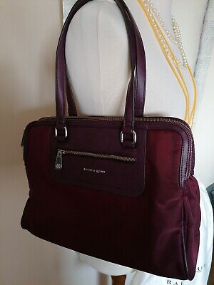 Bailey And Quinn Shopper Laptop Cross Body Shoulder Bag 3 Compartment Used Once  • 19.99£