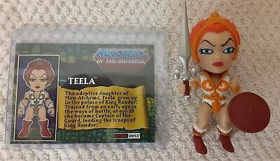 $15 • Buy TLS Loyal Subjects - MOTU - Masters Of The Universe - Teela RARE CHASE