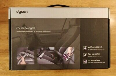 Dyson Car Cleaning Kit Brushes Vacuum Accessories  • 10£
