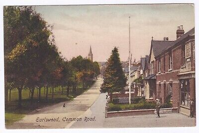 Earlswood Common Road,Redhill,Surrey.not Postal Colour Postcard • 4.50£