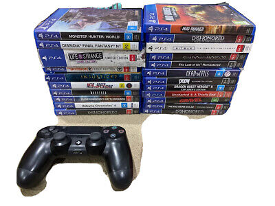 AU300 • Buy Ps4 Game Lot X 22 Plus 2 Controllers