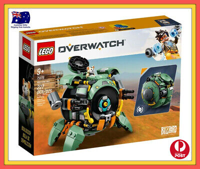 AU49 • Buy LEGO Wrecking Ball | Overwatch | 75976 Brand New And Sealed