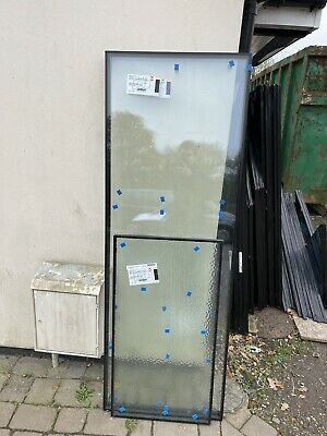 3 Double Glazed Units For Doors And Windows 28mm Toughened Glass • 15£