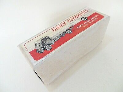 £7.99 • Buy Dinky 513 'guy Flat-bed Truck'. Excellent Quality Reproducton Box