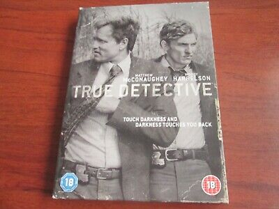 True Detective: The Complete Series 1 (DVD) NEW AND SEALED UK REGION 2 • 6.99£