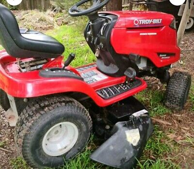 AU3000 • Buy Troy Built Ride On Mower/tractor