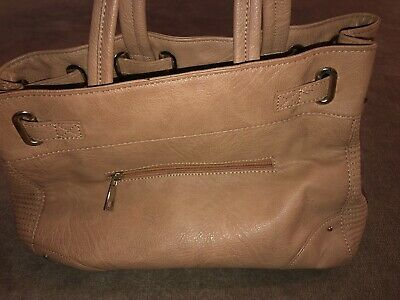 AU40 • Buy Forever New Brown Leather Shoulder Bag, GREAT Condition