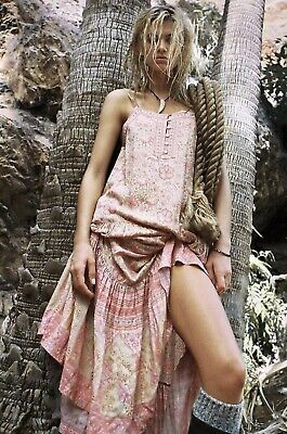 AU320 • Buy 🌸SPELL & THE GYPSY COLLECTIVE🌸 POINCIANA STRAPPY MAXI DRESS/BrandNEW With Tags
