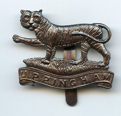 Uppingham School Officers Training Corps Cap Badge Officers • 12.99£