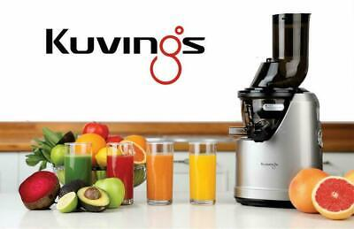 Kuvings Professional 240W Cold Press Whole Slow Juicer B1700 Free Universal Plug • 512.01£