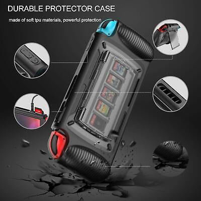 AU19.99 • Buy Nintendo Switch Case Hard Shell Protective Cover Shockproof Protective Console