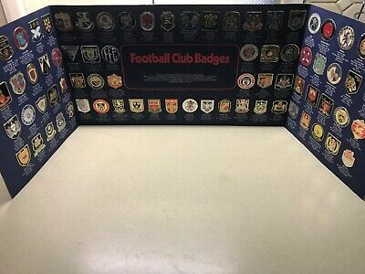 ESSO Collection Of Football Club Badges, 1971 Complete & Very Good Condition. • 39.99£