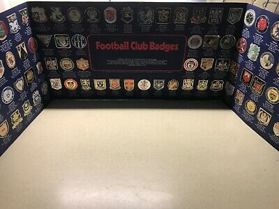 ESSO Collection Of Football Club Badges, 1971 Complete & Good Condition. • 39.99£