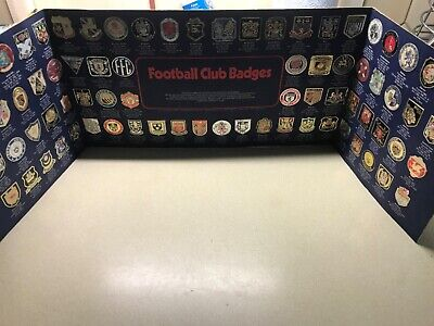 ESSO Collection Of Football Club Badges, 1971 Complete • 34.99£