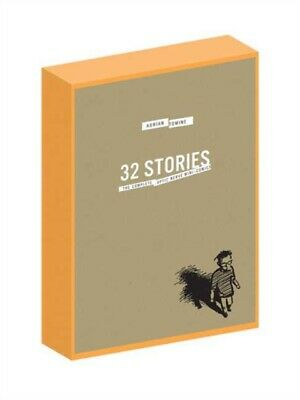 Adrian Tomine 32 Stories Special Edition • 12.53£
