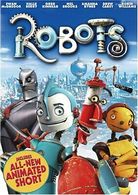 £10.86 • Buy ROBOTS - ASDA EXCLUSIVE [DVD], Good, DVD, FREE & FAST Delivery