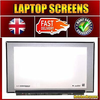 £73.25 • Buy Replacement HP COMPAQ SPS L63565-001 15.6  Laptop LED IPS Matte Screen 30 Pins
