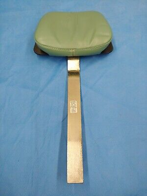 £122.26 • Buy ADEC A-DEC Priority 1005 Dental Chair Head Rest Green Upholstery