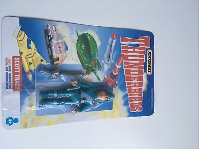 Matchbox Thunderbirds Carded  Figure 1992 Sealed  • 12£