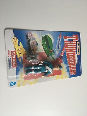 Matchbox Thunderbirds Figures 1992 Alan Tracy  • 12£