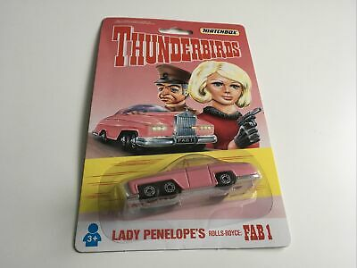 Matchbox Thunderbirds 1992 Sealed FAB 1 Unopened  • 12£
