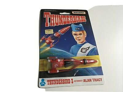 Matchbox Thunderbirds 1992 Sealed Unopened Thunderbird 3  • 12£