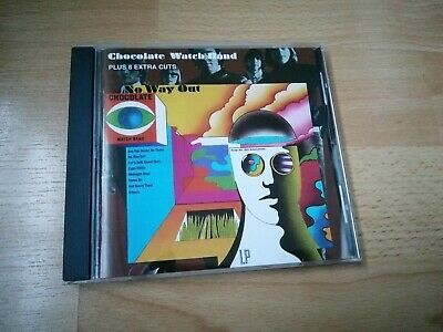 Chocolate Watch Band - No Way Out... Plus - CD (1993) Psych 1967 • 9.99£