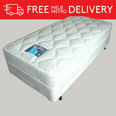 AU479.99 • Buy Sapphire Mattress Bed Ensemble Melbourne Made BRAND NEW 5 Year Warranty