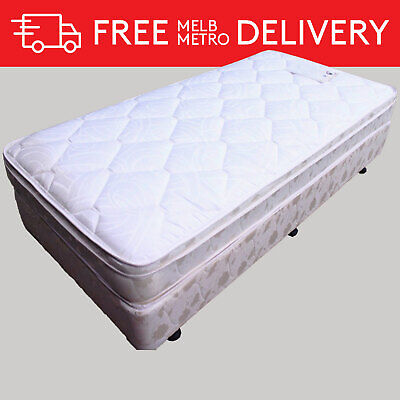 AU309.99 • Buy Dream Weaver Mattress Bed Ensemble Melbourne Made BRAND NEW 5 Year Warranty