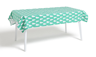Argos Home Christmas Tree Wipe Clean Table Cloth • 5.99£