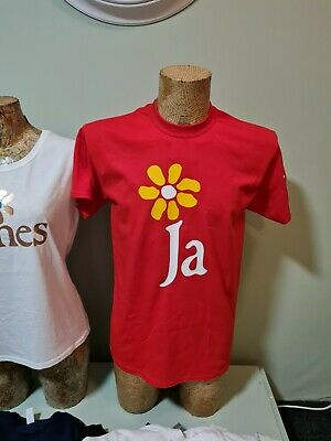 £13.99 • Buy James The Band T Shirt Tim Booth 1990 Red Tee Retro 90s Madchester Come Home