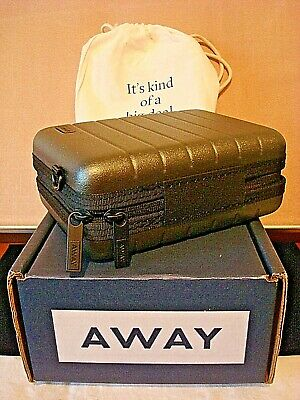 $ CDN60.45 • Buy Away Travel Mini Suitcase Luggage Toiletry Carry On Case. Green, With Bag