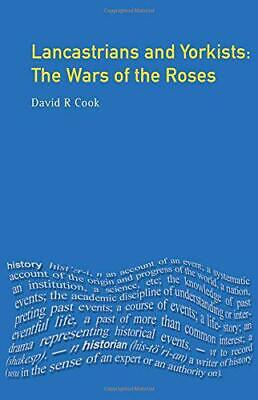 Lancastrians And Yorkists: Wars Of The Roses (Seminar Studies In History) By D.R • 35.43£