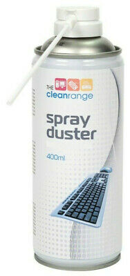 Compressed Air Duster Can PC Keyboard Printer Dust Safe Compressed Canister • 5.81£