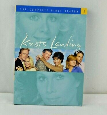£17.70 • Buy Knot's Landing Complete 1st First Season 1 One 5-DISC DVD SET Good Condition