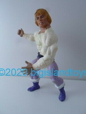 $9.50 • Buy He Man Masters Of The Universe 1983 Vintage Prince Adam Action Figure