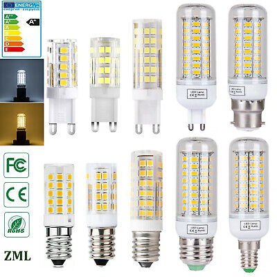 AU2.85 • Buy LED Corn Bulb E27 E14 B22 5W 7W 8W 10W 12W 15W 5730 SMD Globe Lamp Spot Light