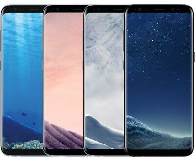 $ CDN240.99 • Buy Samsung Galaxy S8+ Plus G955U FOR AT&T ONLY Smartphone Cell Phone Black 64GB