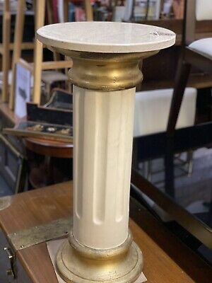 Decorative Column/Pillar With Marble Top • 80£