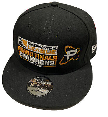 AU22.02 • Buy Overwatch League Grand Finals Champions NYC 2018 New Era 9Fifty Snapback Hat