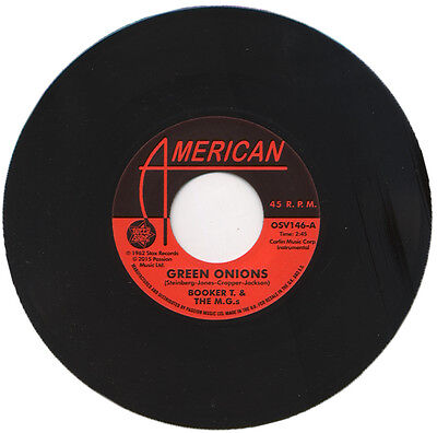 BOOKER T. & THE MG's   GREEN ONIONS    MONSTER 60's CLUB CLASSIC    • 9.99£