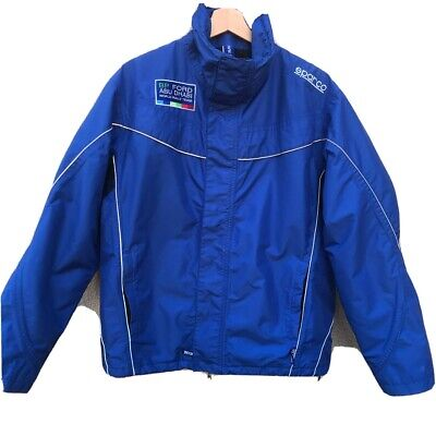 £95 • Buy Extremely Rare Sparco Jacket, Bp Ford Abu Dhabi World Rally Team