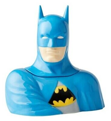 DC Comics Ceramics Batman Cookie Jar Canister #6003736 • 46.31£