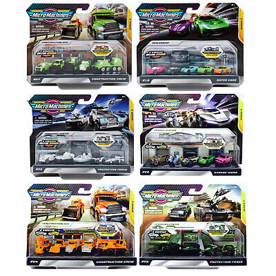 £10.99 • Buy Micro Machines World Packs *Choose Your Favourite*